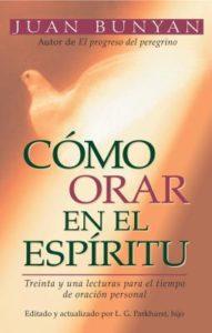 libro oracion en el espiritu de juan bunyan