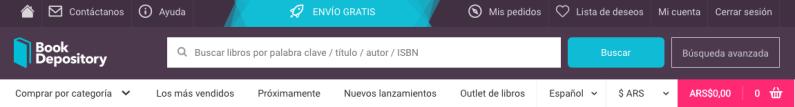 book depository en español
