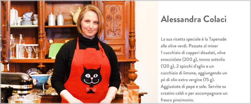 Dalani Superchef - Alessandra Colaci