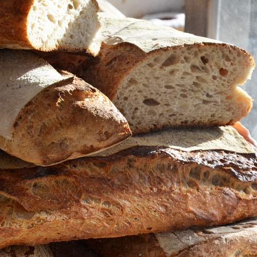 500x500 pane al mercato de la Ciotat Una casa in campagna