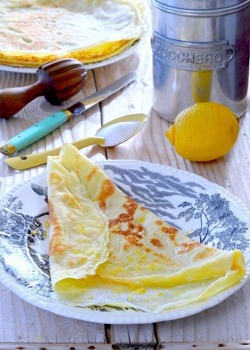 Le mie crêperies preferite in Provenza e la mia ricetta delle Crêpes zucchero limone