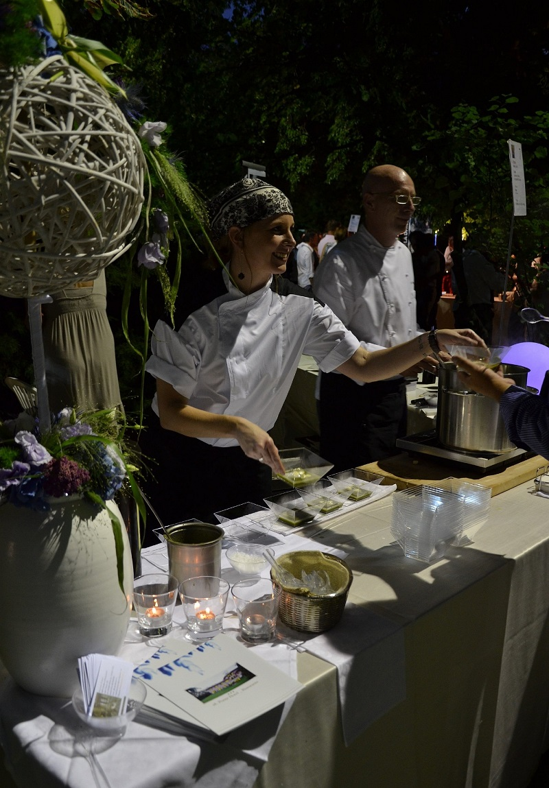 FVG Via dei Sapori_dinner show_ph A.DellaRossa_ 2 _Una casa in Campagna Alessandra Colaci