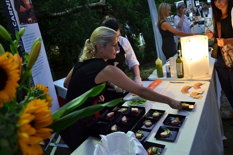FVG Via dei Sapori_dinner show_ph A.DellaRossa 3_Una_casa_in_camapgna_alessandra_colaci