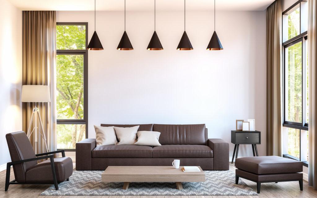 Dopo aver visto come arredare un soggiorno moderno in maniera elegante, ora vediamo delle soluzioni che richiamano maggiormente la tradizione e le linee decorate. Arredare Il Salotto Rettangolare Alcune Idee Unadonna
