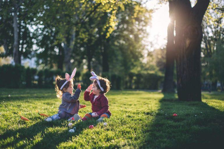 Cosa fare a Pasqua con i bambini