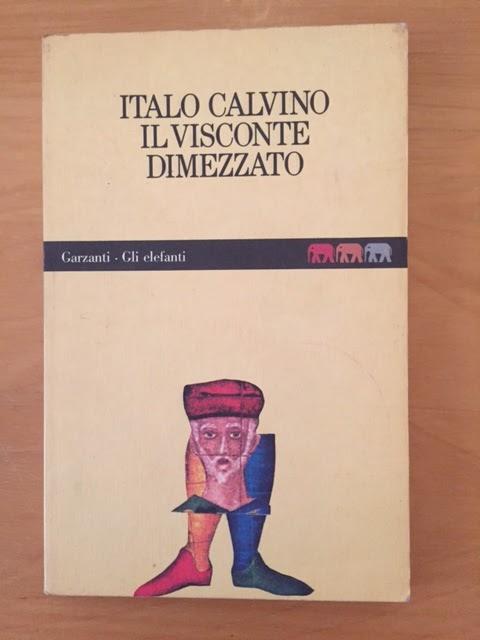 Italo Calvino visconte dimezzato