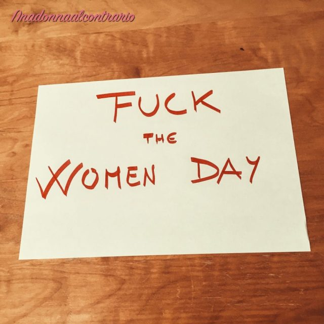 Fuck the women day