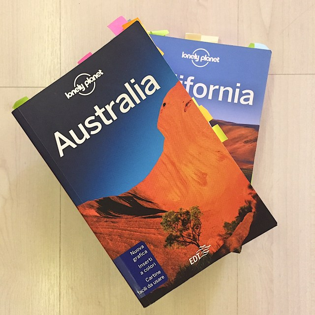 Gli INDISPENSABILI per un RWT Lonely Planet