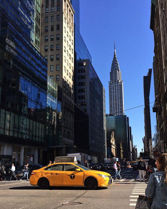 Chrysler a New York