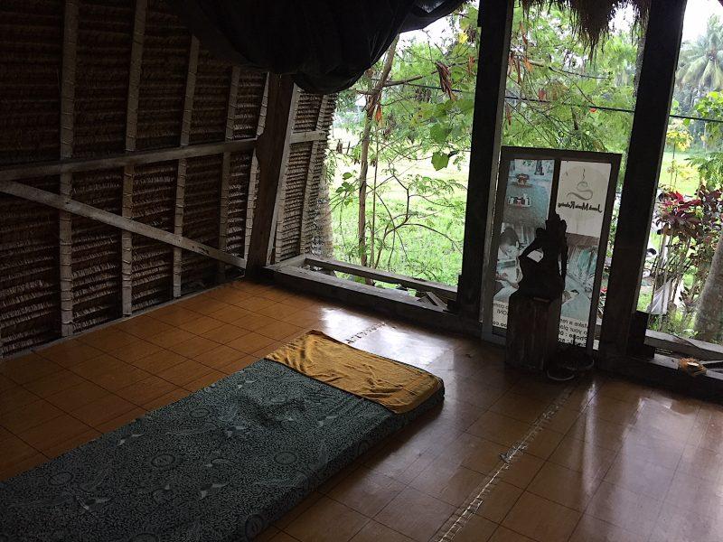 Un massaggi per godere la pace a Bali