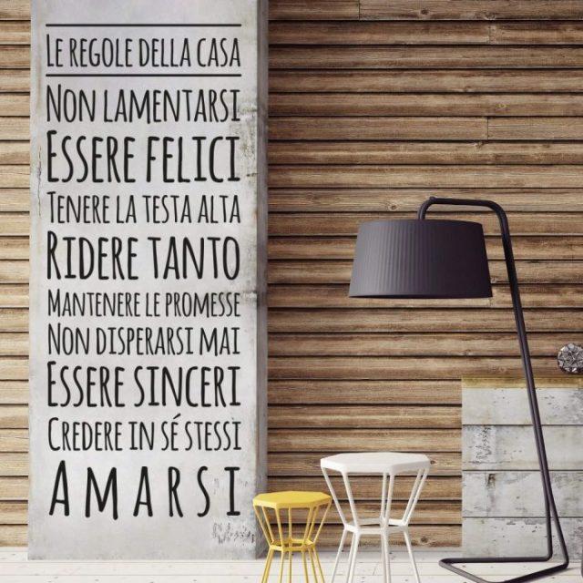 Casa wall art