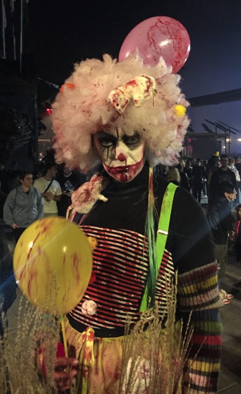 Alt= Halloween a Mirabilandia 3