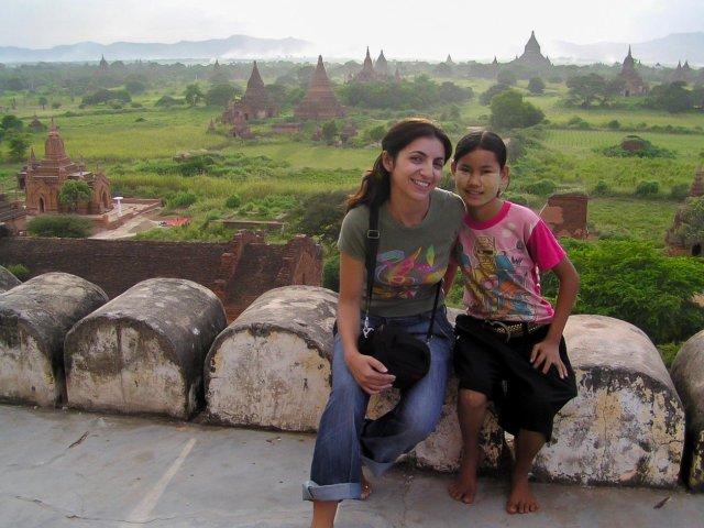Bagan Myanmar Unadonnaalcontrario