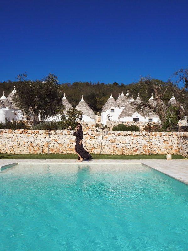 Unadonnaalcontrario in piscina a Borgo Canonica