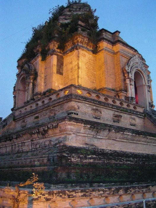 Wat Chedi Luang cosa vedere a Chiang Mai