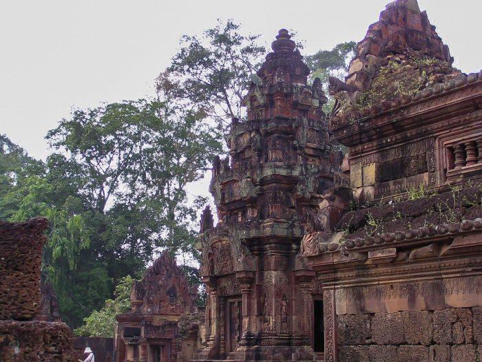 Banteay Srei il tempio delle donne