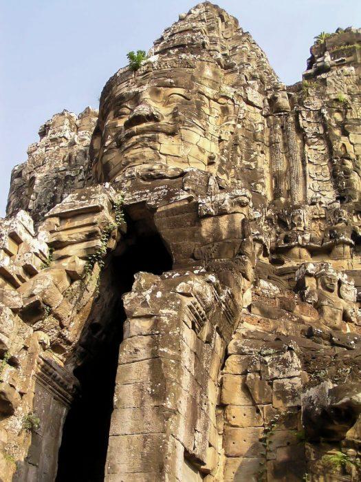 Bayon ad Angkor