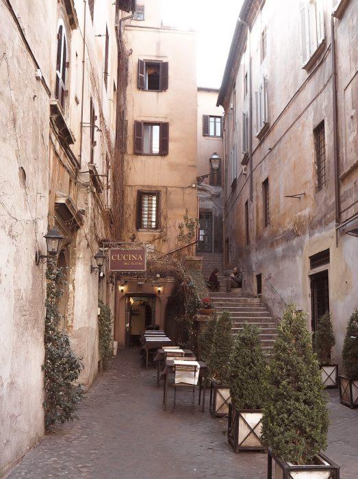 luoghi instagrammabili di Roma
