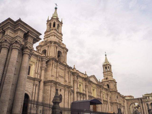 Cattedrale di Arequipa