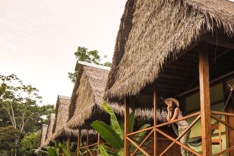 Lodge Amazzonia peruviana