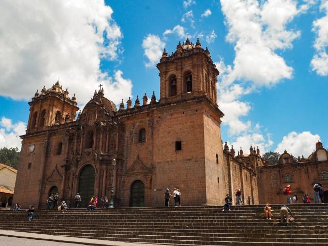 Cattedrale Cusco Kiswarkancha