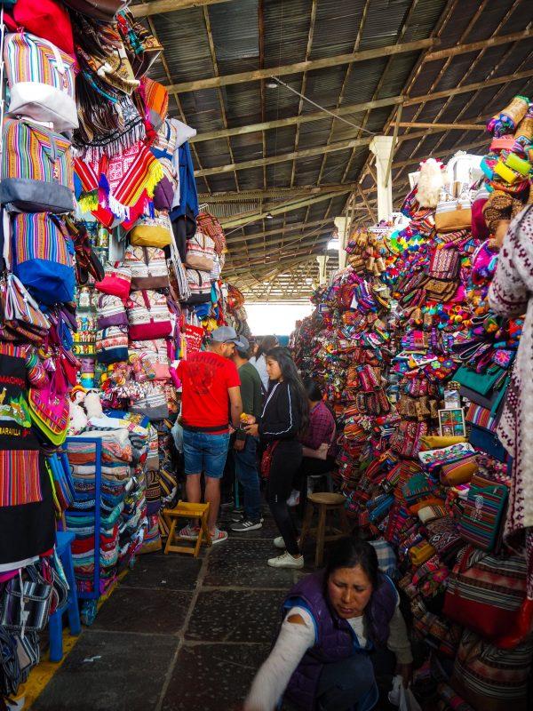 mercato San Pedro