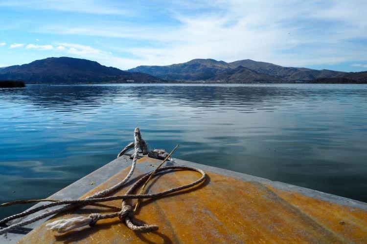 Articolo Puno, lago Titicaca unadonnaalcontrario