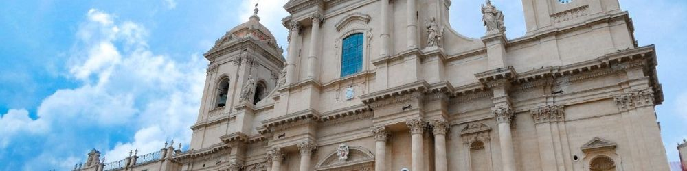 La Cattedrale di Noto articolo cosa vedere a Noto