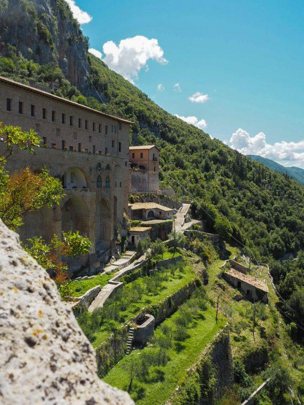 Monastero Sacro Speco San Benedetto Subiaco