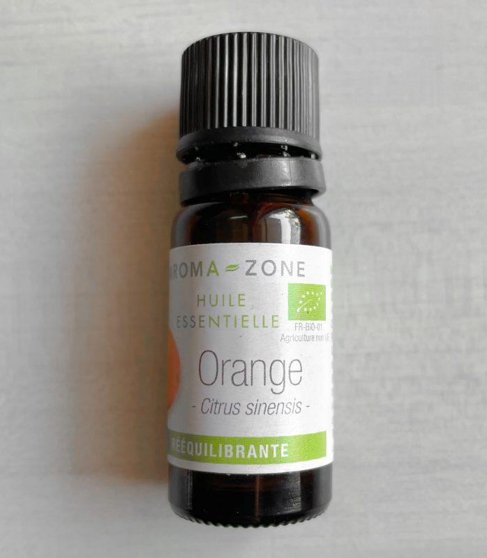 oli essenziali del buon umore olio essenziale d'arancio