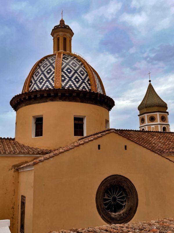 Chiesa di San Gennaro Praiano