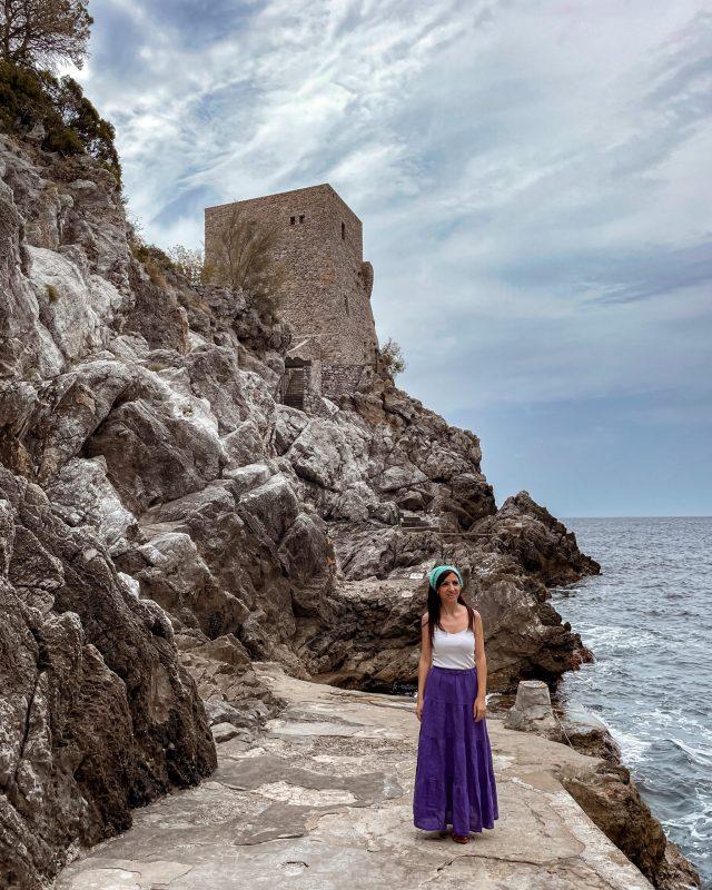 Torre Saracena a Praiano