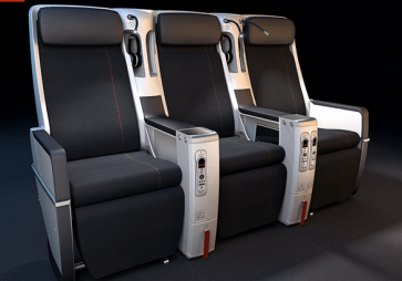 AirFrance Premium Economy fonte airfrance.it