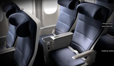 British Airways Premium Economy fonte https://www.britishairways.com