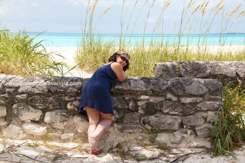 treasure cay bahamas piede rotto