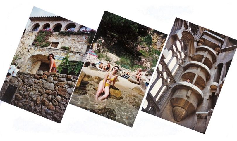 Barcellona e Costa Brava mooooooolto vintage!