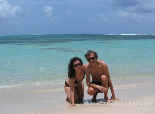 La caravelle spiaggia guadalupa