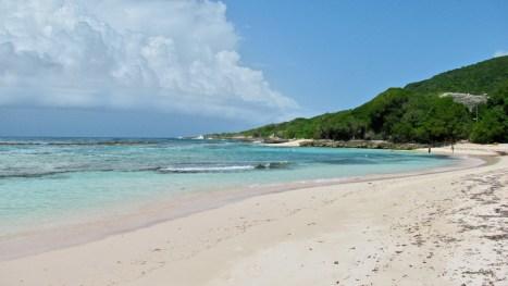 guadalupa spiaggia