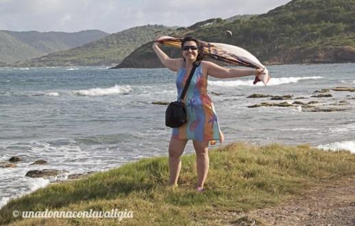Cas en Bas beach saint Lucia
