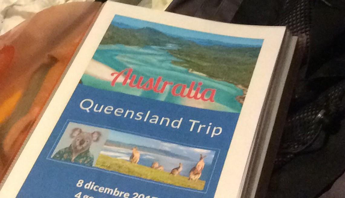 Australia Queensland trip