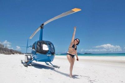 Whitehaven elicottero