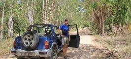 itinerario on the road queensland australia