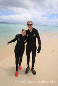 michaelmas cay snorkeling grande barriera corallina