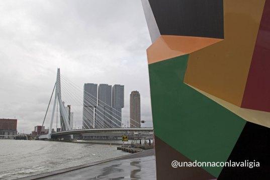 Architettura moderna a Rotterdam