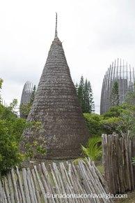 Casa tipica Kanak