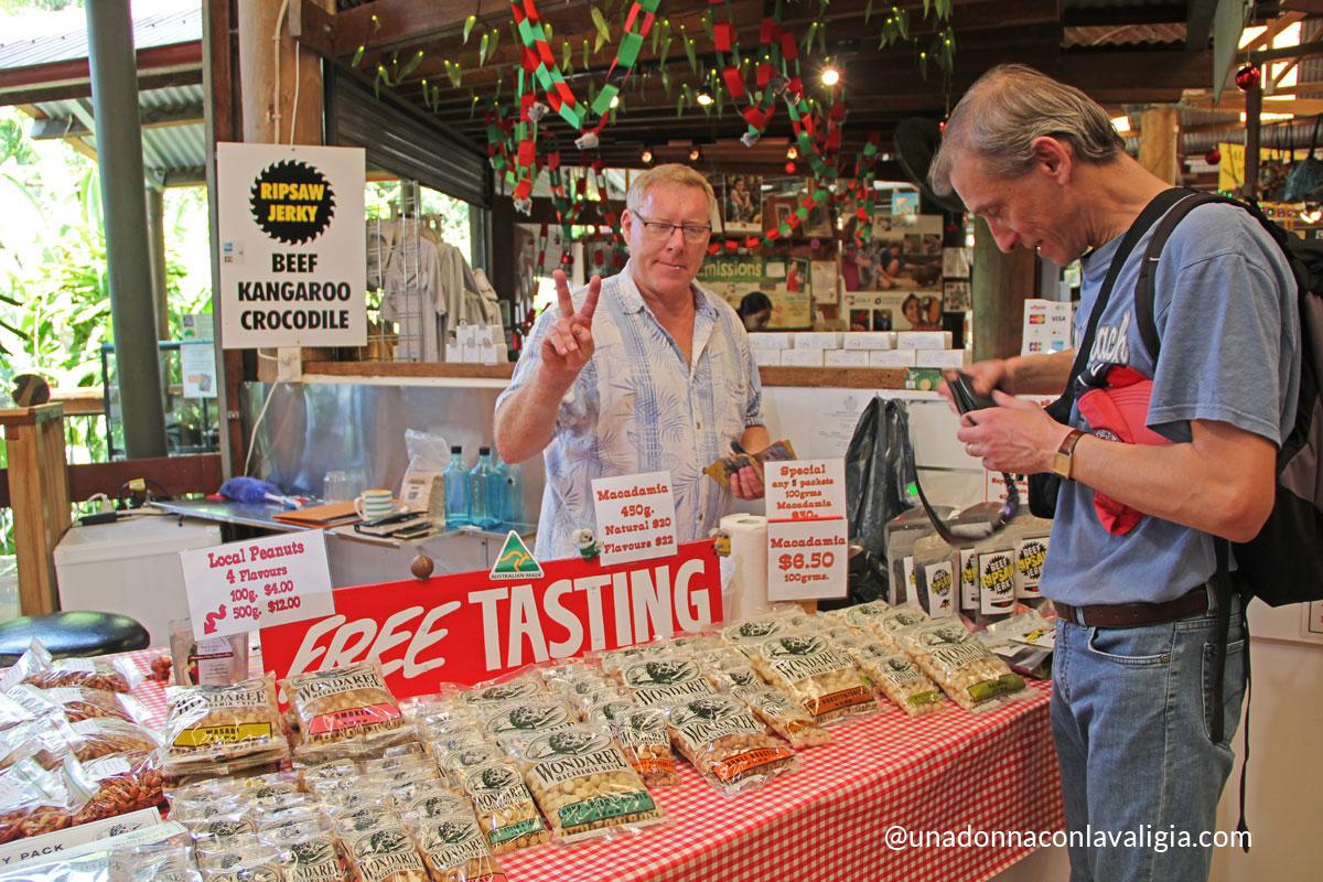 kuranda market queensland
