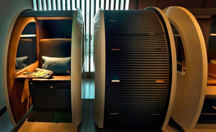 Capsule Hotel Aeroporto Dubai