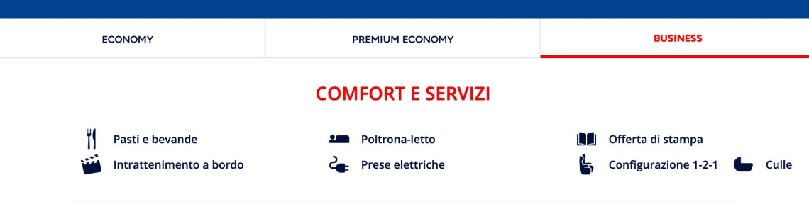business class airfrance