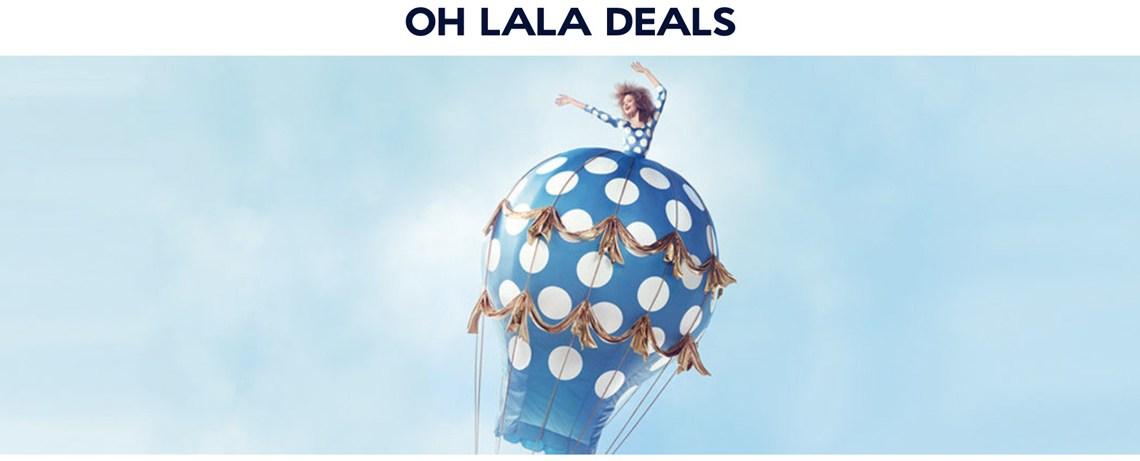 ohhlala deals airfrance