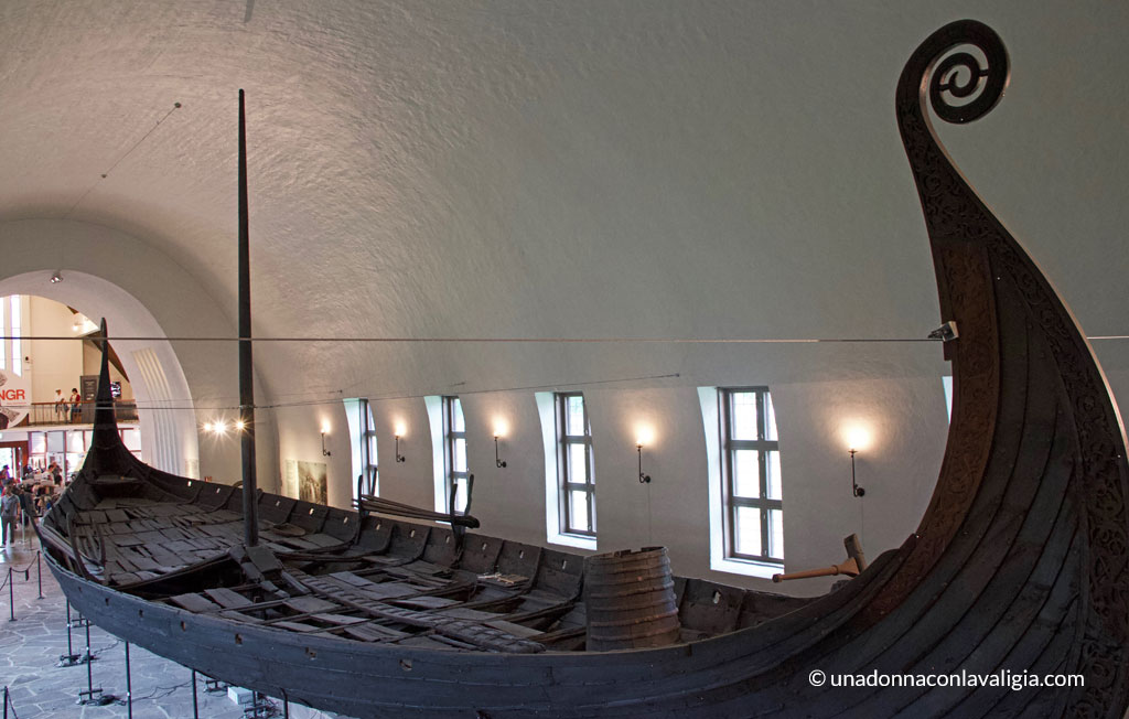 nave vichinga oslo museo